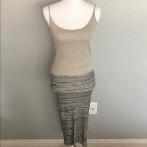 Dresses & Skirts - Fitted dress size 1